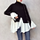 Thumbnail: PATCHWORK TURTLENECK SWEATER