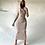 Thumbnail: HOODED TOP SEAM MAXI DRESS