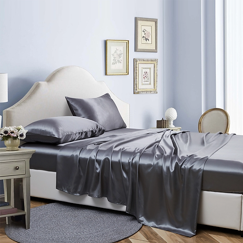 REGAL SILK/SATIN BEDDING LINENZ