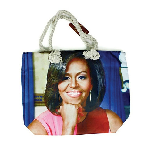 SHOPPER TOTEZ MICHELLE OBAMA HANDBAGZ COLLECTION