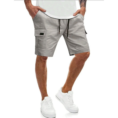 MEN'S CARGO DRAWSTRING SHORTZ
