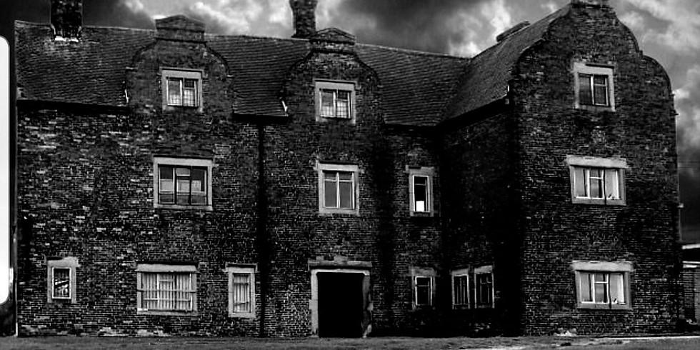 Ghost Hunt Gresley Old Hall Swadlincote DE119QW (5)