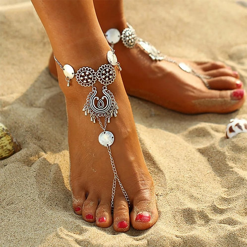 FANCY FEET BOHEMIAN CHIC REGALIA