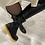 Thumbnail: ABOVE THE KNEE LEATHER BOOTZ
