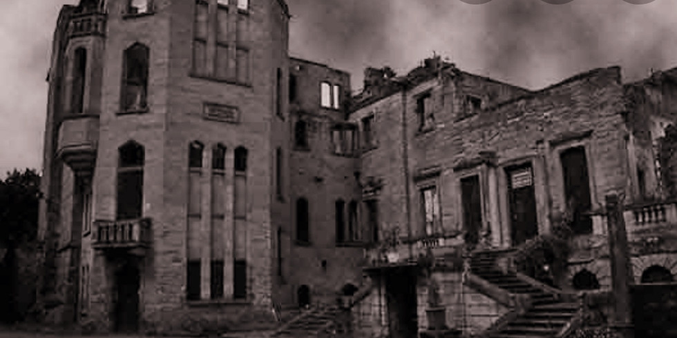 Ghost Hunt Guys Cliffe House Sat 26th September £35.95 p.p