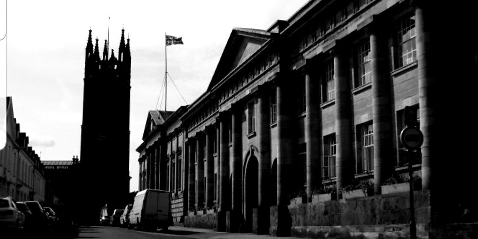 The old shire hall Warwick cv344sp