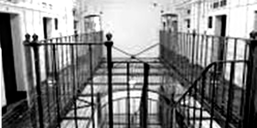 Ghost hunt The lock up Steelhouse lane Birmingham 32.00 p.p