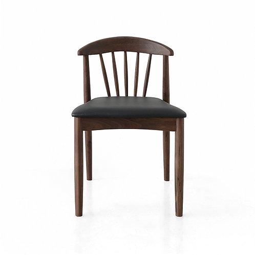 Walnut Kendra sidechair