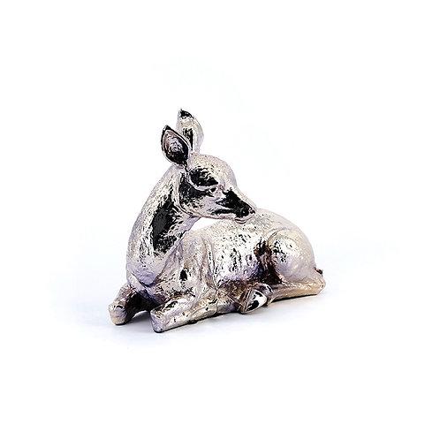 Aluminium deer