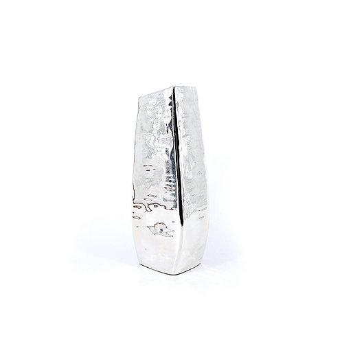 Ceramic Square Vase, H410