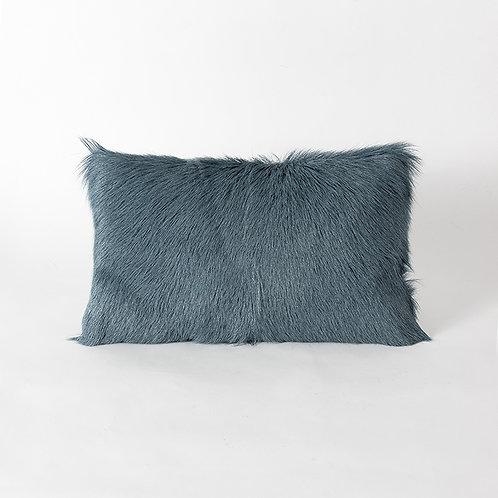 Prague cushion - light blue