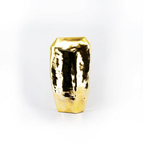 Ceramic Irreg Vase, H390