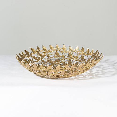 """Bael leaf bowl- 19.5"""""""