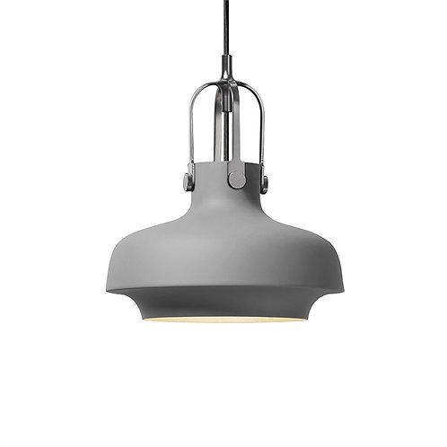 Dust pendant lamp in grey
