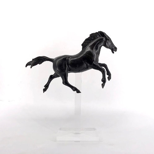 Galloping horse statue #1