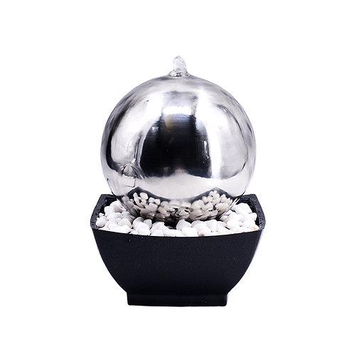 Mini ball water fountain