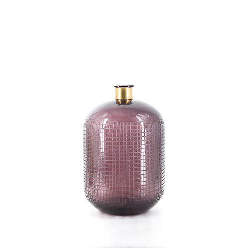 Botella glass vase