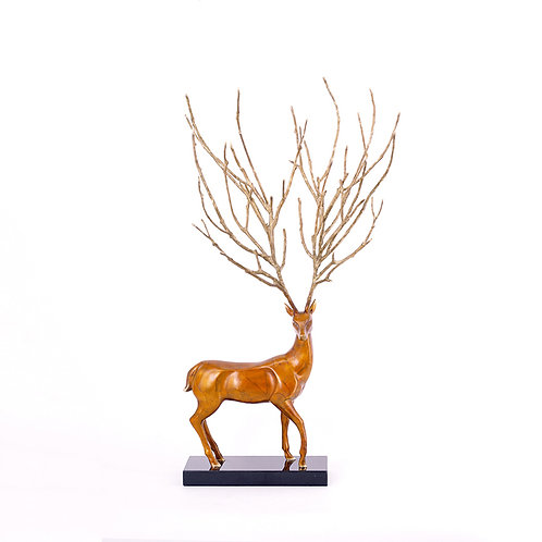 Deer sculpture- standing