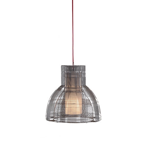 Quadretto urban pendent lamp - black
