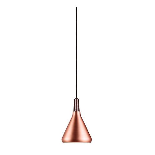Copen pendant lamp in copper - dia 180mm