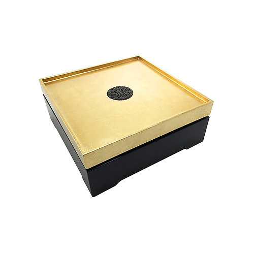 Perpetual blessings candy box (gold)