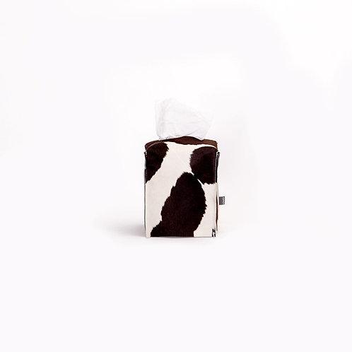 OVO - square tissue box (natural)