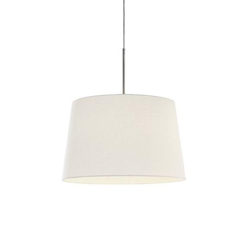Dona pendant lamp in white