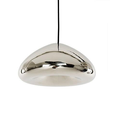 Void Pendant Light in Stainless Steel