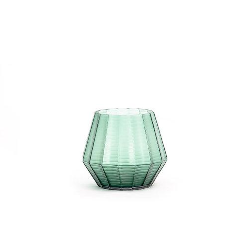 Rede glass vase