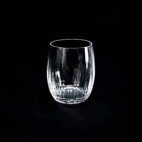 W.F crystal whisky glass