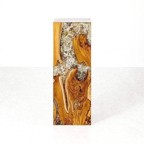 Aqua block stand H1050 - Natural