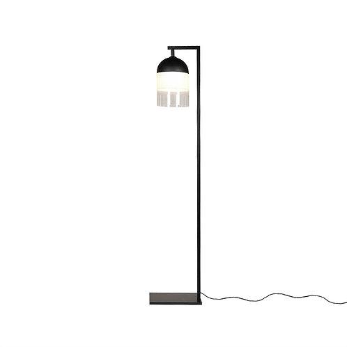 Helm floor lamp