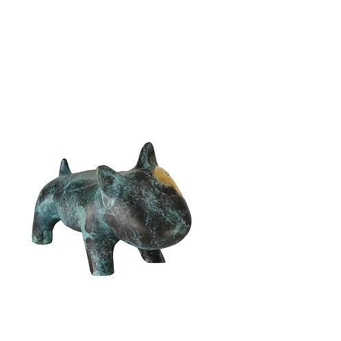 Bull dog terrier