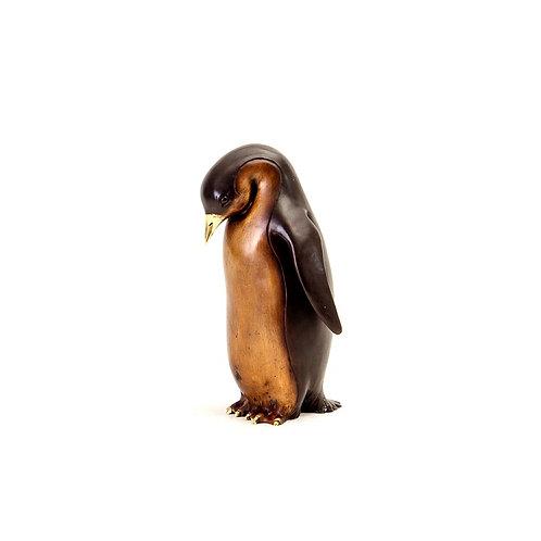 Bronze penguin