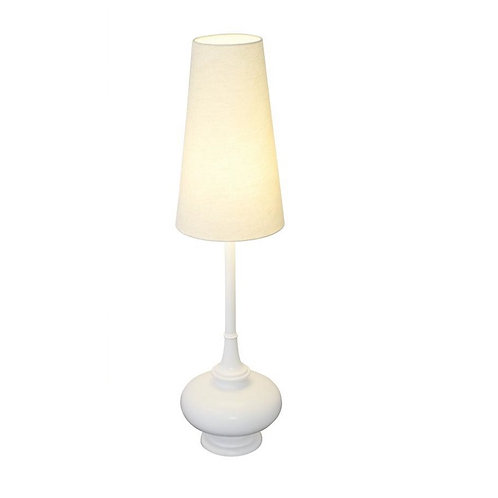 Beer white table lamp
