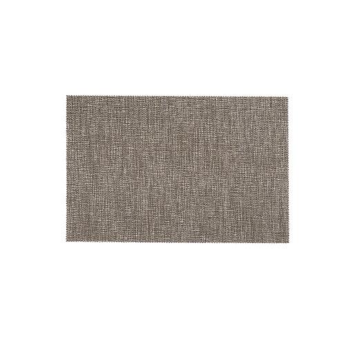 Ami table mat - dark brown