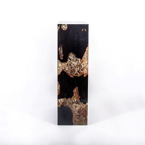 Aqua block stand H1050 - Black