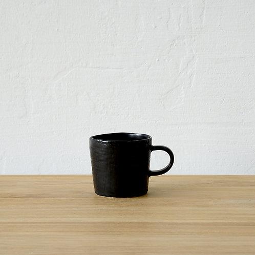 Ceramic cup - grey