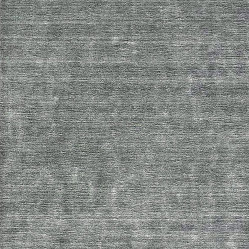 Latitude in grey cloud rug