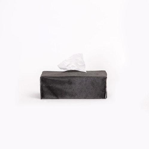 OVO - rectangle tissue box (dark grey)