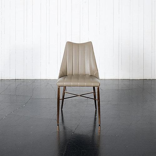 TUEX chair (Light Brown/ Bronze)