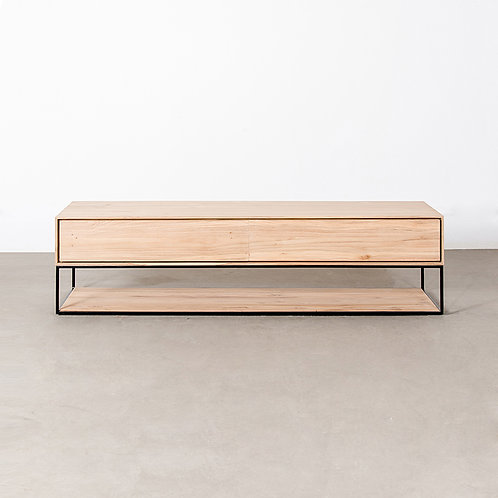 Air TV cabinet with 2 drawers W1600