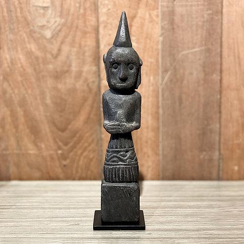 Wooden dayak figure #1