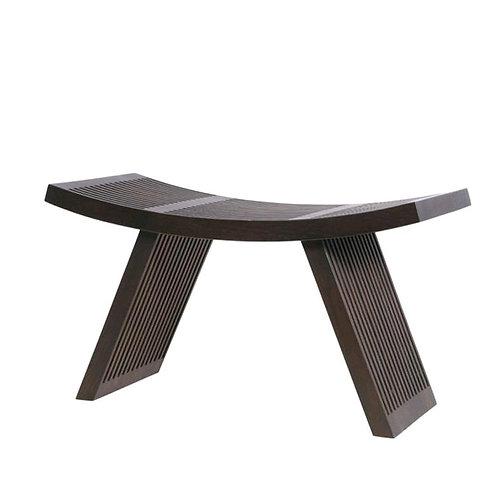 Dao stool - dark brown