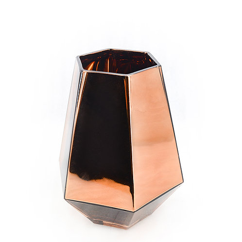 Telig glass vase
