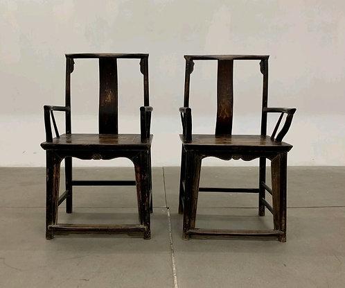 Chinese Chair #2 (pair)