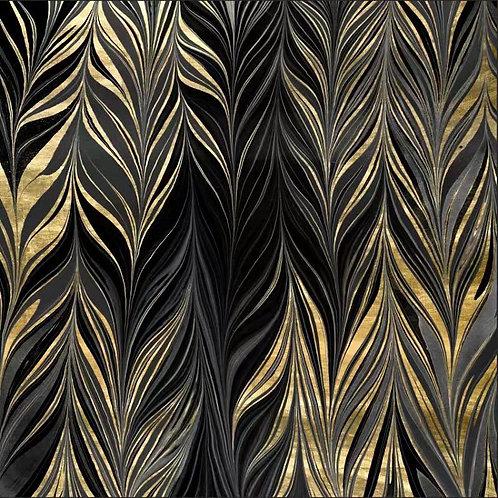 Leaves artwork