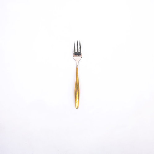 Semi dessert fork