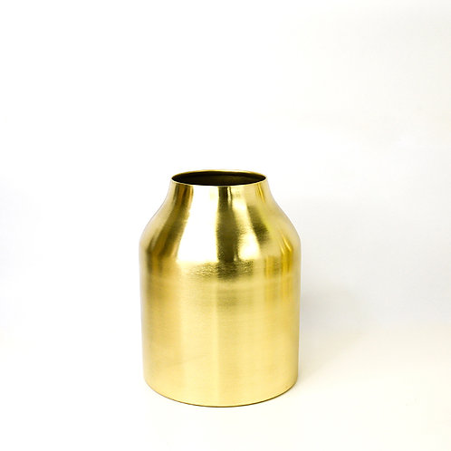 Bomb flat vase