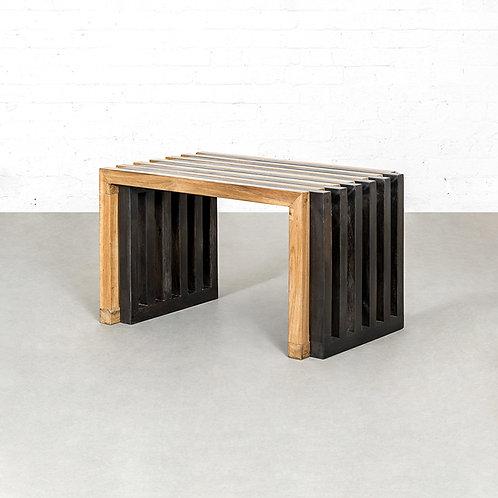 Log stool extendable